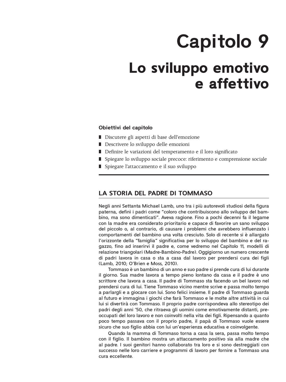 Datazione psicologia evolutiva