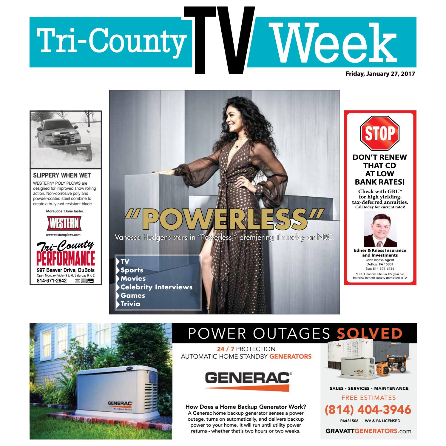 Tri County Tv Week 1 27 17 By Issuu Home Backup Power Generator Recommendations Page 2