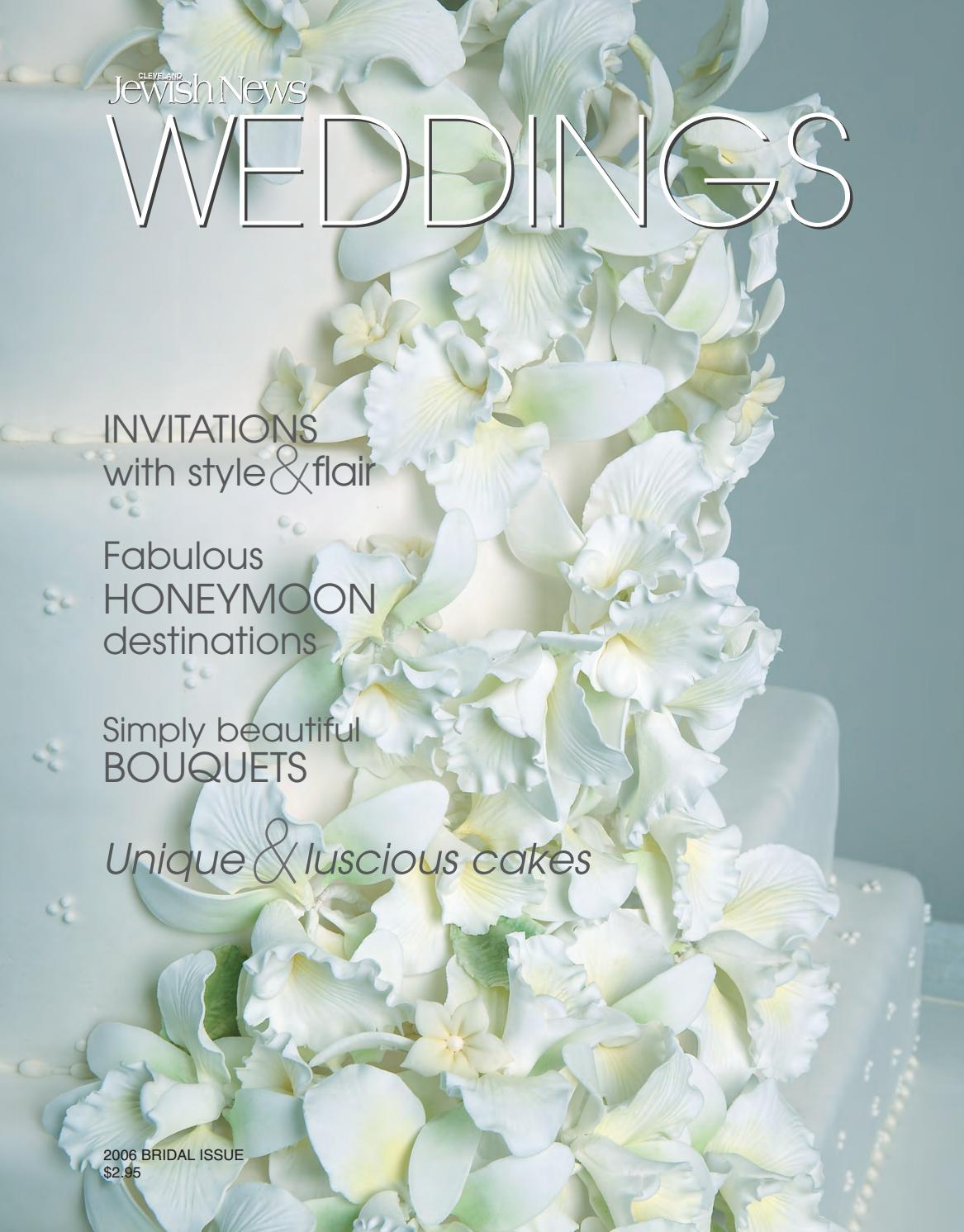Jstyle Weddings 2006 by Cleveland Jewish Publication Company - issuu