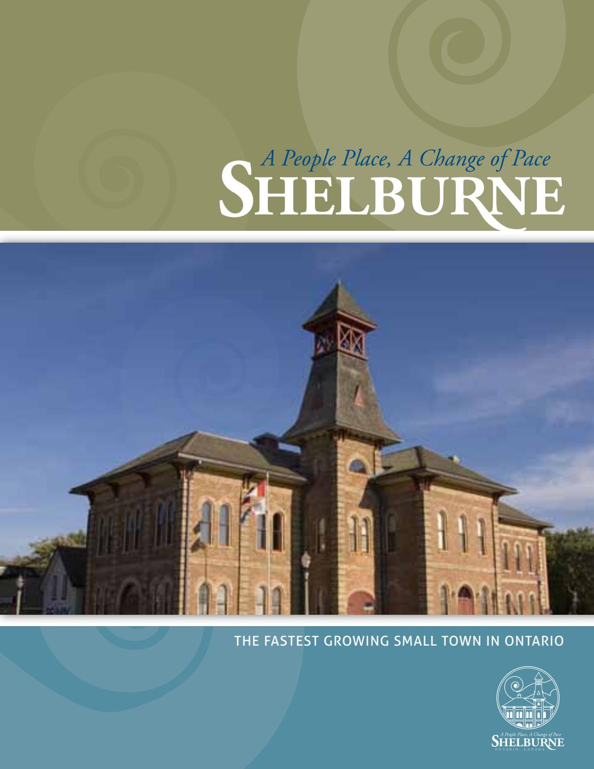 Shelburne Ontario by eSolutionsGroup Ltd - issuu