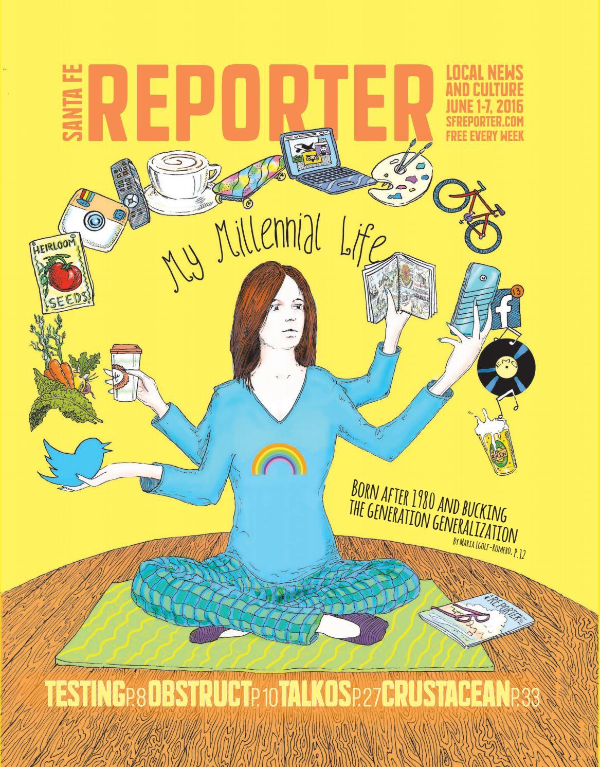 June 1 2016 Santa Fe Reporter By