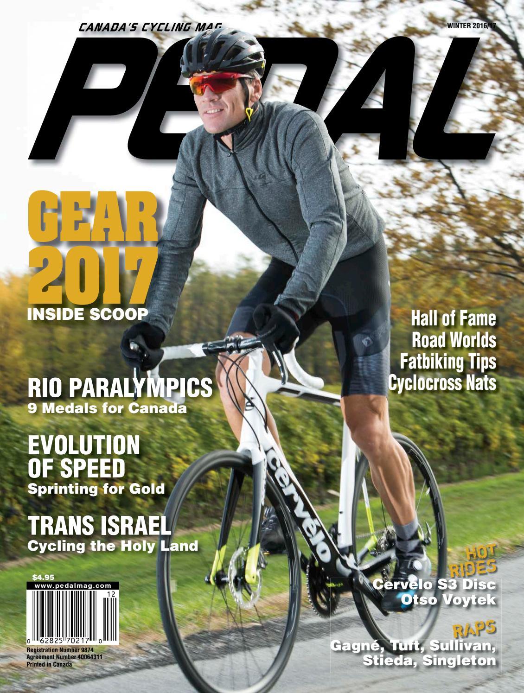 Vision Unik La Rochette pedal winter 2016pedal magazine - issuu