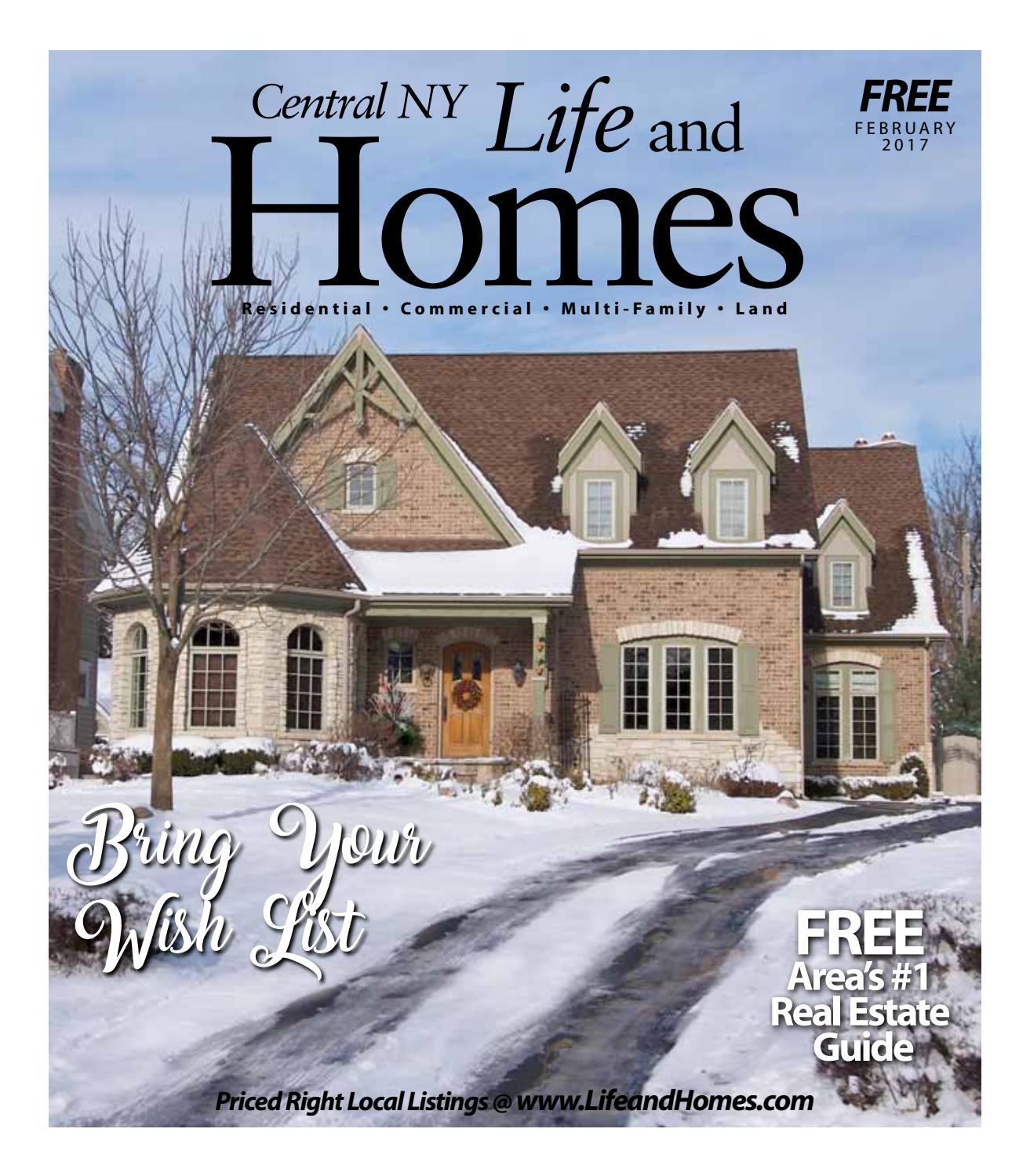 Life and Homes Central New York LifeandHomes offers an