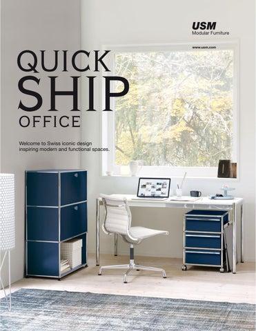 Usm Quick Ship Office 2016 By Inform Interiors Issuu