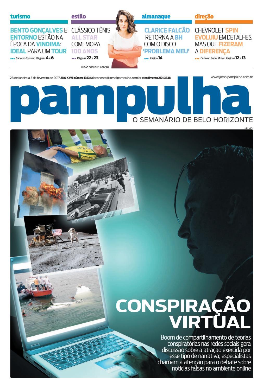 Pampulha, sábado - 28 01 2017 by Tecnologia Sempre Editora - issuu 867b5e1e58