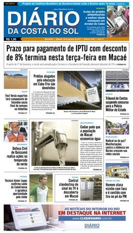 f5cce162fd76b Diário da Costa do Sol - 28 01 2017 by DIÁRIO DA COSTA DO SOL - issuu