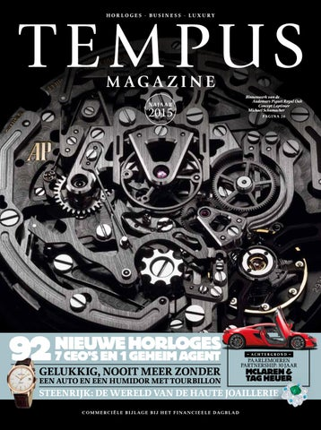 Tempus Magazine, editie 13 by MI7 Media Intelligence