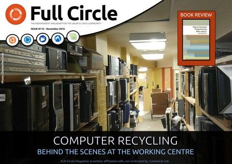 Full Circle Magazine #115