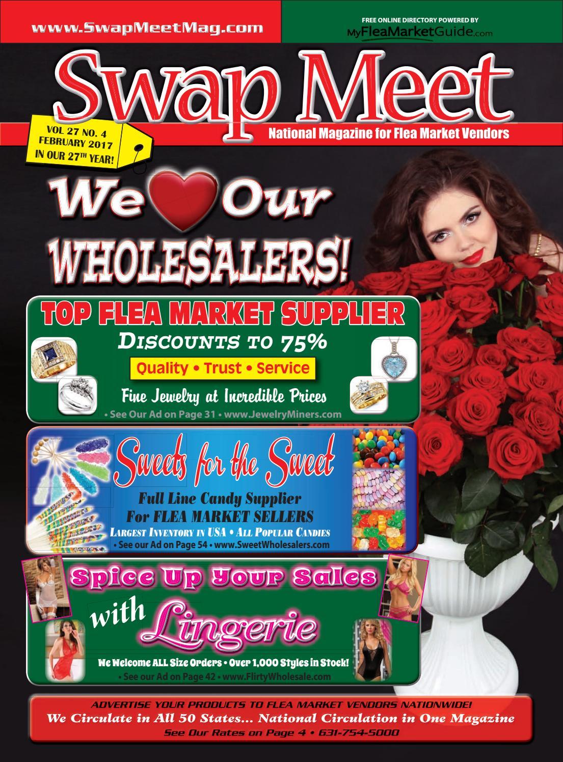 4a91755dd5 Swap Meet Magazine - Feb 2017 by Martin Stevens - issuu