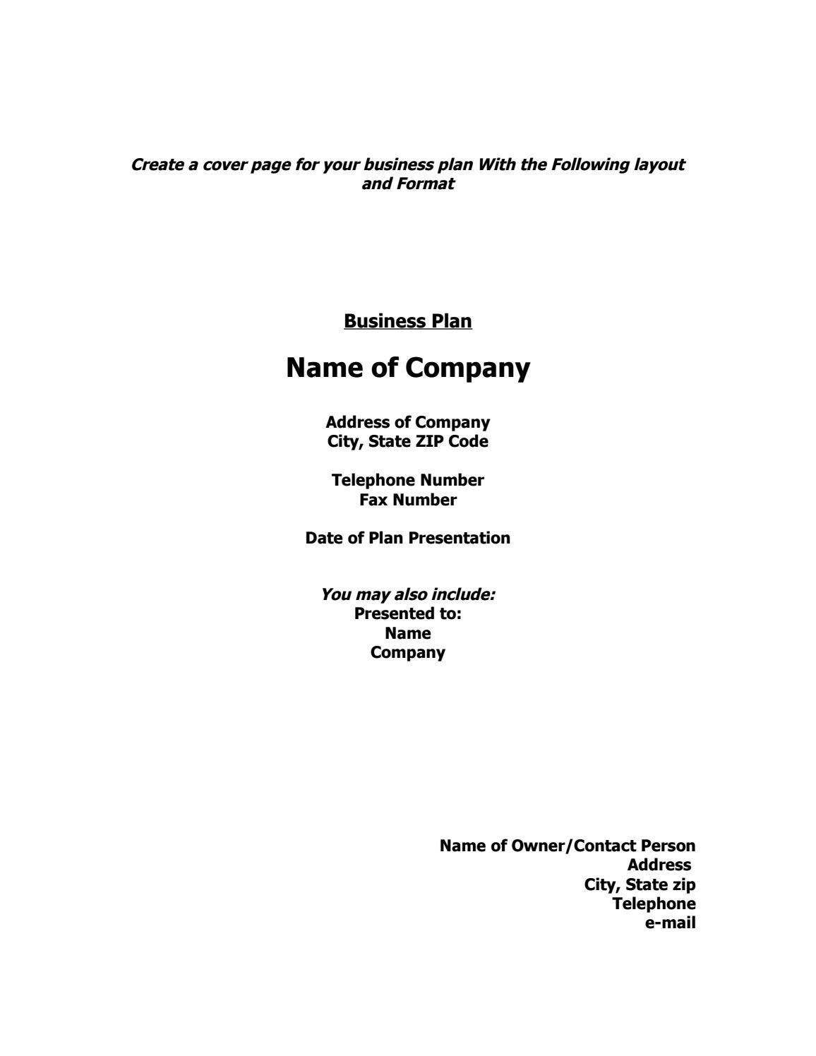 Apollo Business Plan Template Sample By Apollo Business Plan Templete Issuu