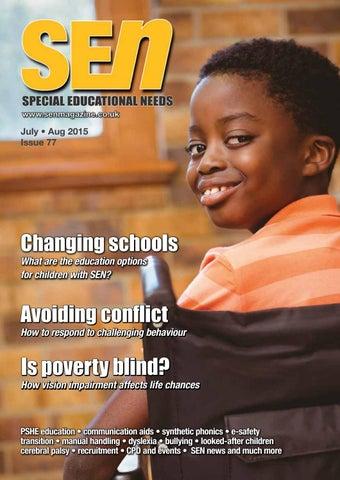 Sen Magazine Sen77 Jlyaug 2015 By Sen Magazine Issuu
