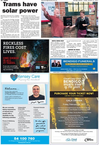 Bendigo Weekly 1003 by Bendigo Weekly - issuu