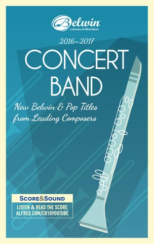 2017 Concert Band Catalogue By Devirra Music Issuu