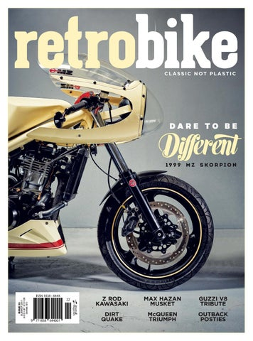 RCBE#25 SUMMER 16/17 by Retrobike Official - issuu