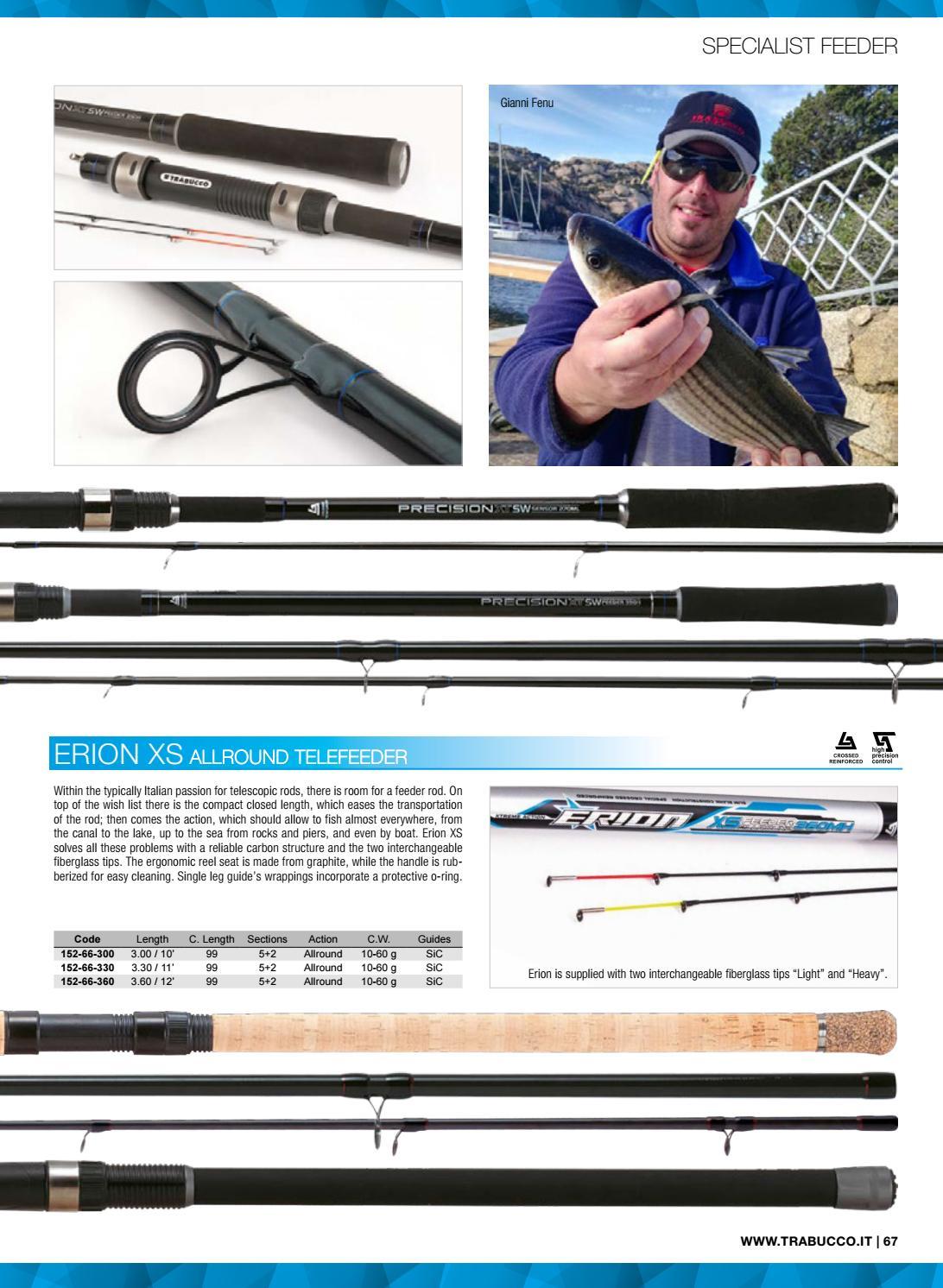 7b545186348 Trabucco Fishing Catalog 2017 EU by Trabucco Fishing Diffusion - issuu