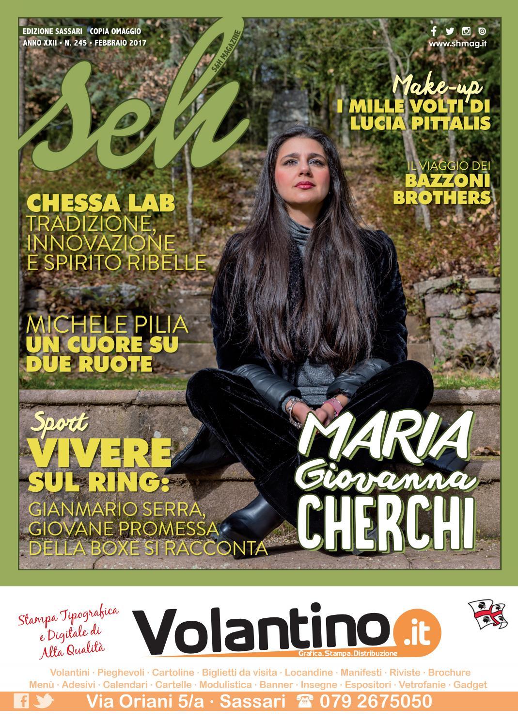 Leggi l'ultimo numero – S&H Magazine