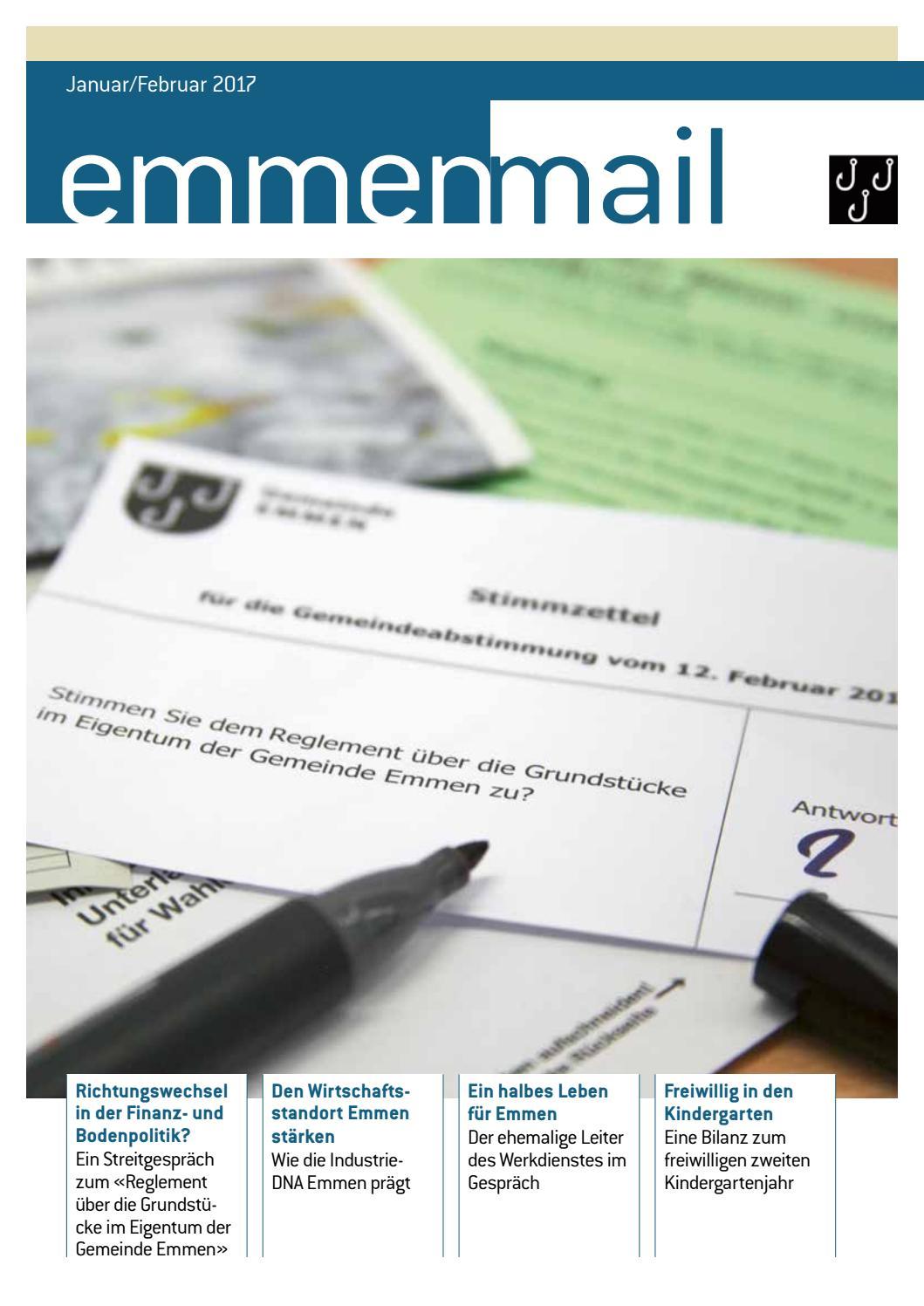 2008 Emmenmail Mrz coonhounds.info - Gemeinde Emmen