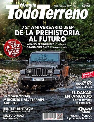 TodoTerreno Nº 200. Febrero 2017 by LIDER - issuu eefd80aa309