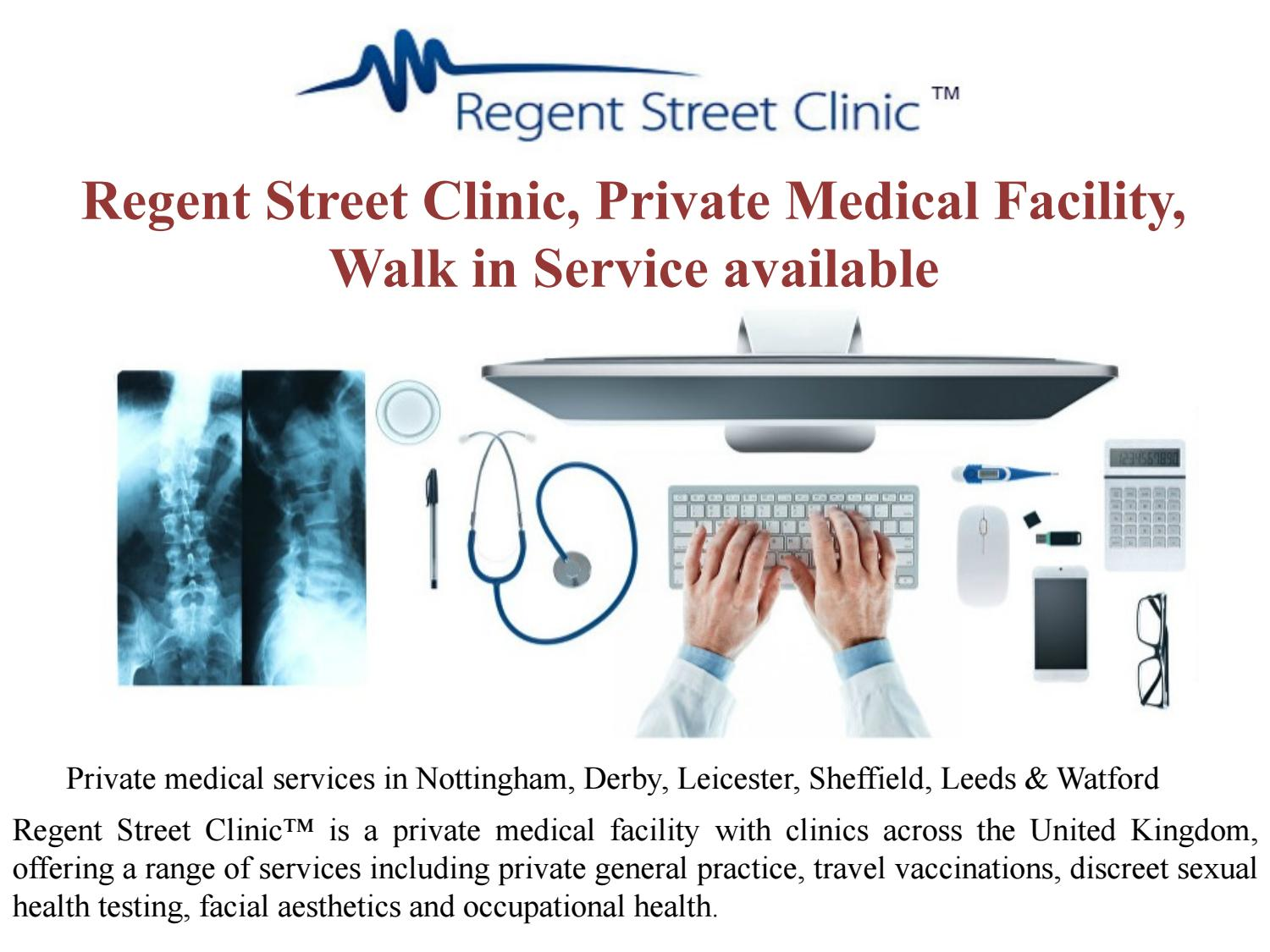 Private sexual health clinic leicester