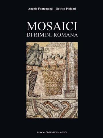 prima clienti vendita calda adatto a uomini/donne Mosaici di Rimini romana by Banca Popolare Valconca - issuu