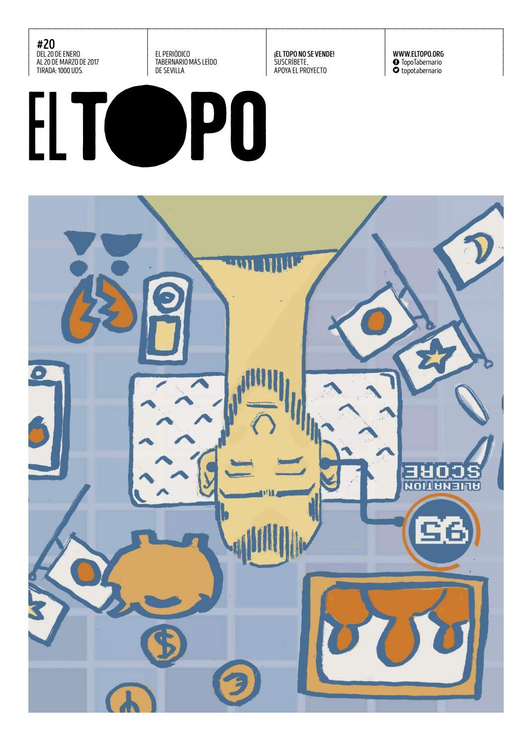El Topo 20 by Topo Tabernario - issuu 2af23874667