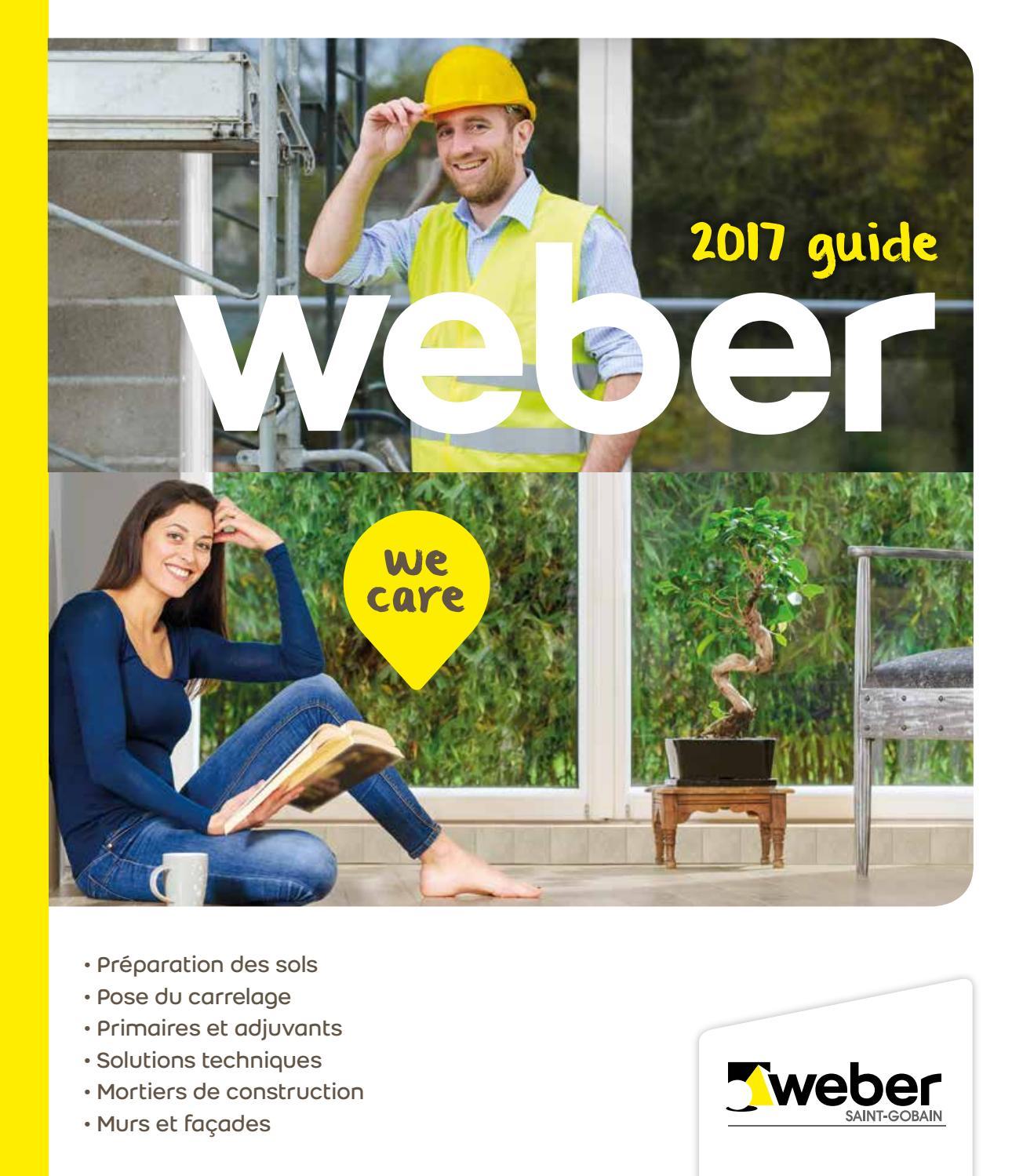 Guide Weber Belgique By Weber Issuu - Élégant carrelage qui sonne creux