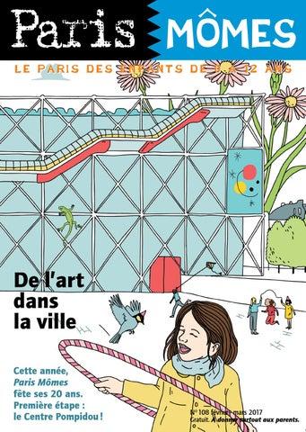 997a44a44bb7 Paris Mômes n°108 by Chantal Herrmann - issuu