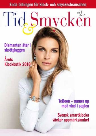 Tid   Smycken Nr 1 2017 by Jesper Ohlsson - issuu 4cd6ab85acf1d