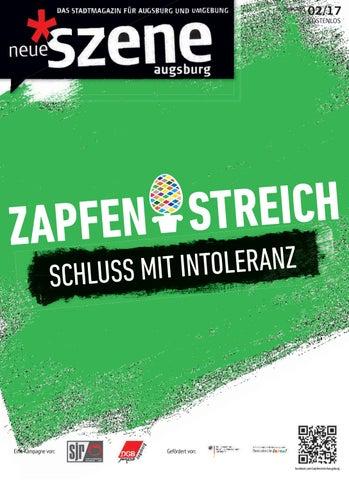Neue Szene Augsburg 2017-02 by Neue Szene Augsburg - issuu