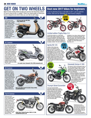 Motor Cycle Monthly February 2017 By Mortons Media Group Ltd Issuu