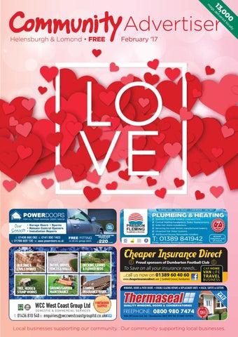 Helensburgh Community Advertiser - February 2017 by Community ...