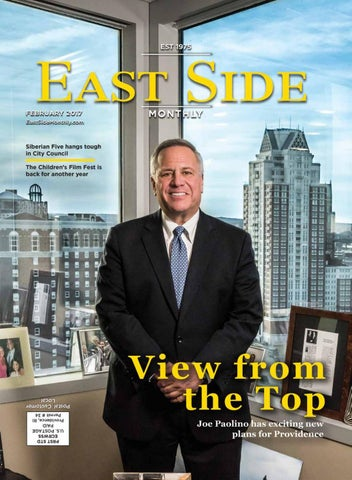 East Side Monthly February 2017 By Providence Media Issuu