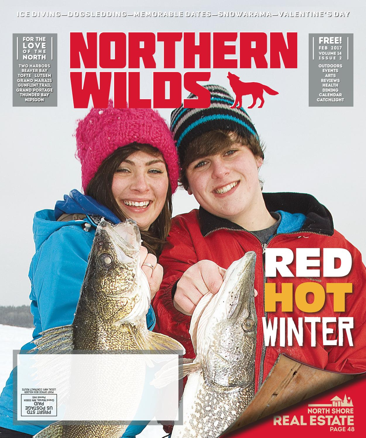 Northern Wilds February 2017 by Northern Wilds Magazine - issuu e00d50c48980