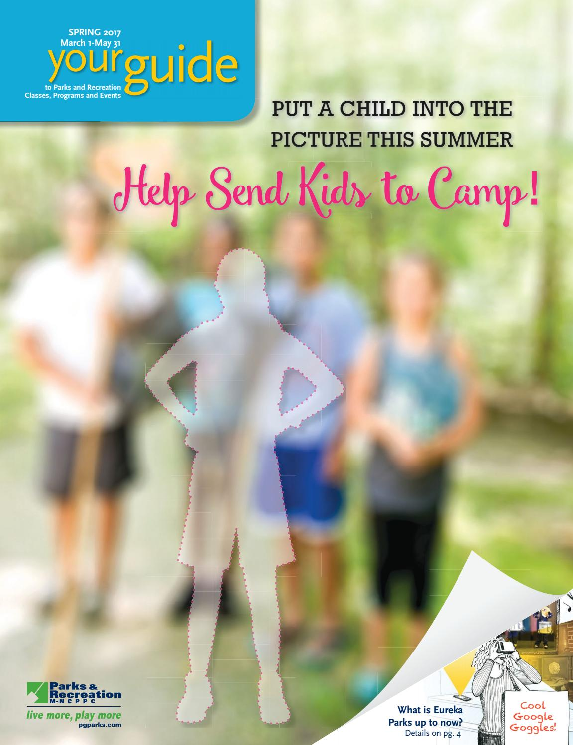 2017 Spring Guide by M-NCPPC, Department of Parks & Recreation ...