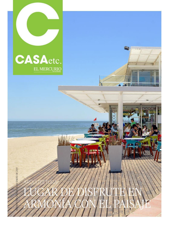 Revista Casa Etc 2017 01 By El Mercurio De Valpara So Especiales  # Muebles Dib Vina Del Mar