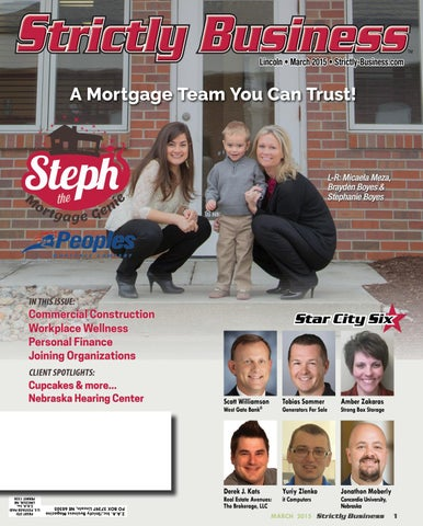 Strictly Business Lincoln March 2015 By Strictly Business Magazine