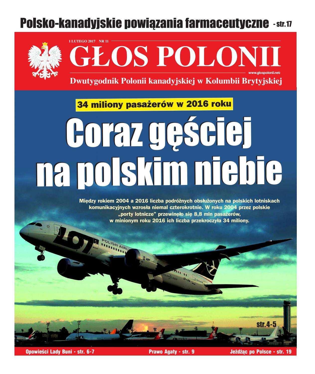 Glos Polonii Wydanie Nr 11 By Rekacja Issuu
