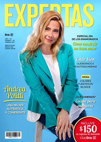 128f83bfc Revista Expertas Febrero 2017 by DIA Argentina - issuu