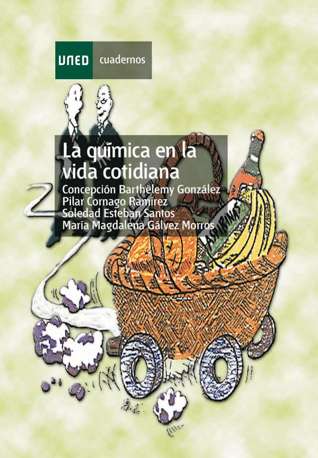 la quimica en la vida cotidiana by Tatiana Diaz Ramos - issuu