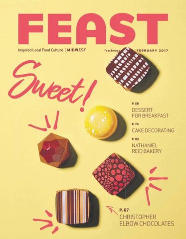 February 2017 Feast Magazine
