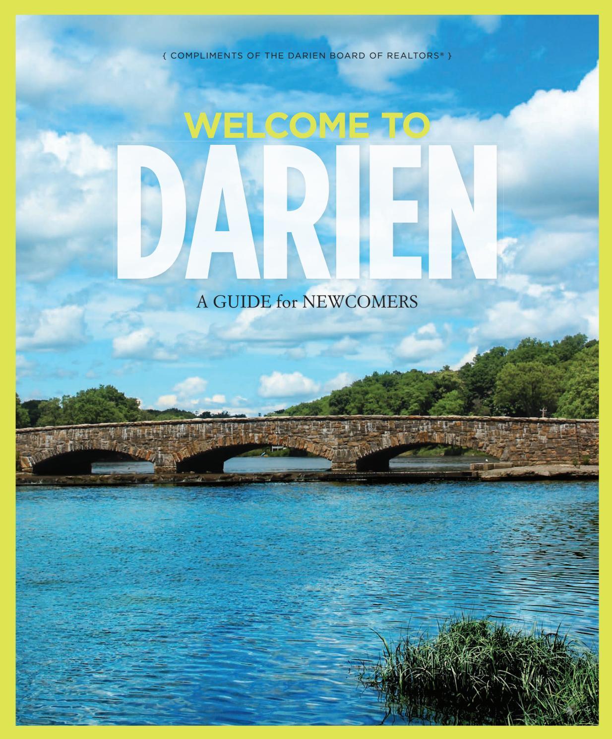 Welcome to Darien by Darien Board of Realtors - issuu