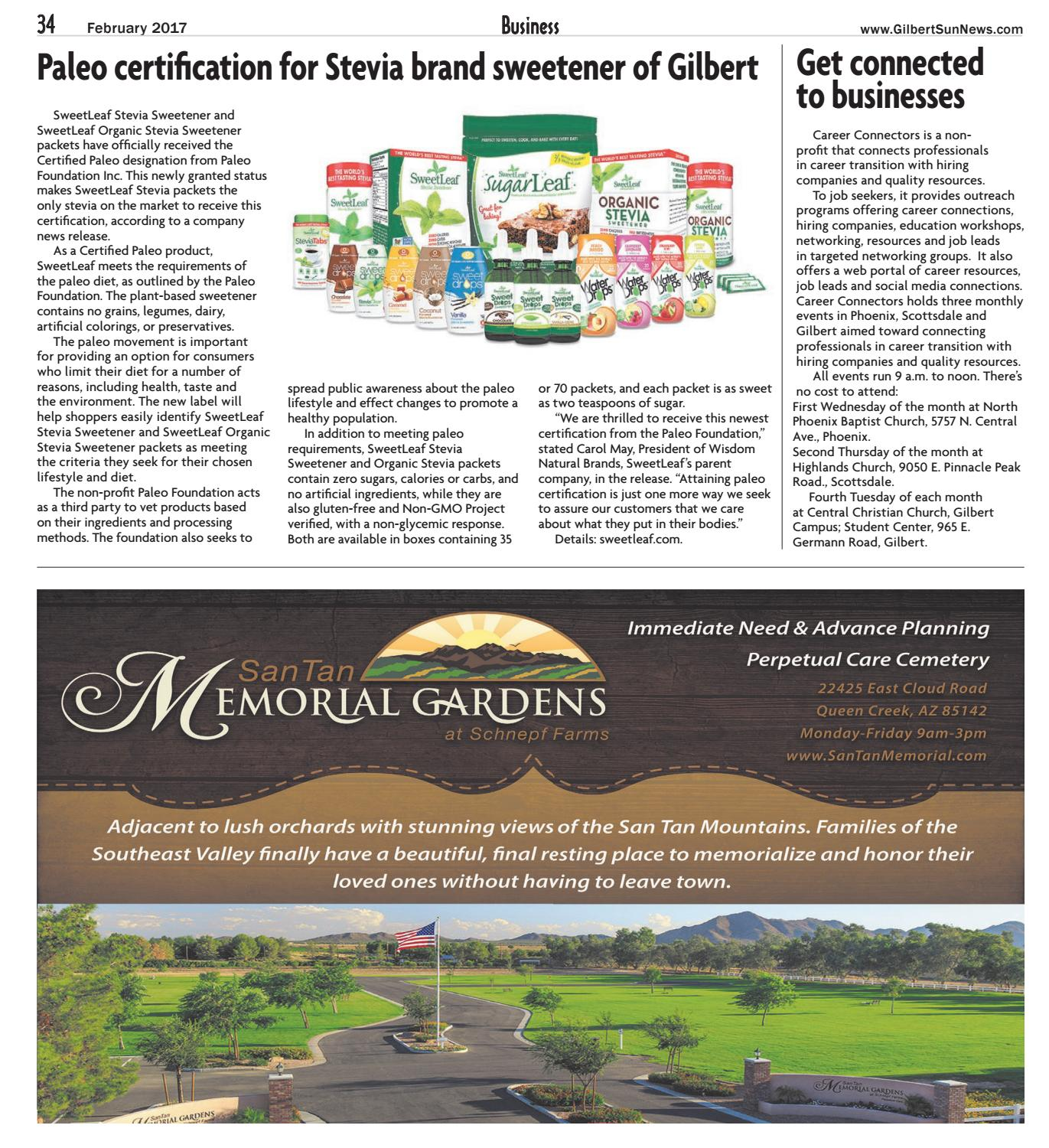 Gilbert Sun News Feb 2017 By Times Media Group Issuu