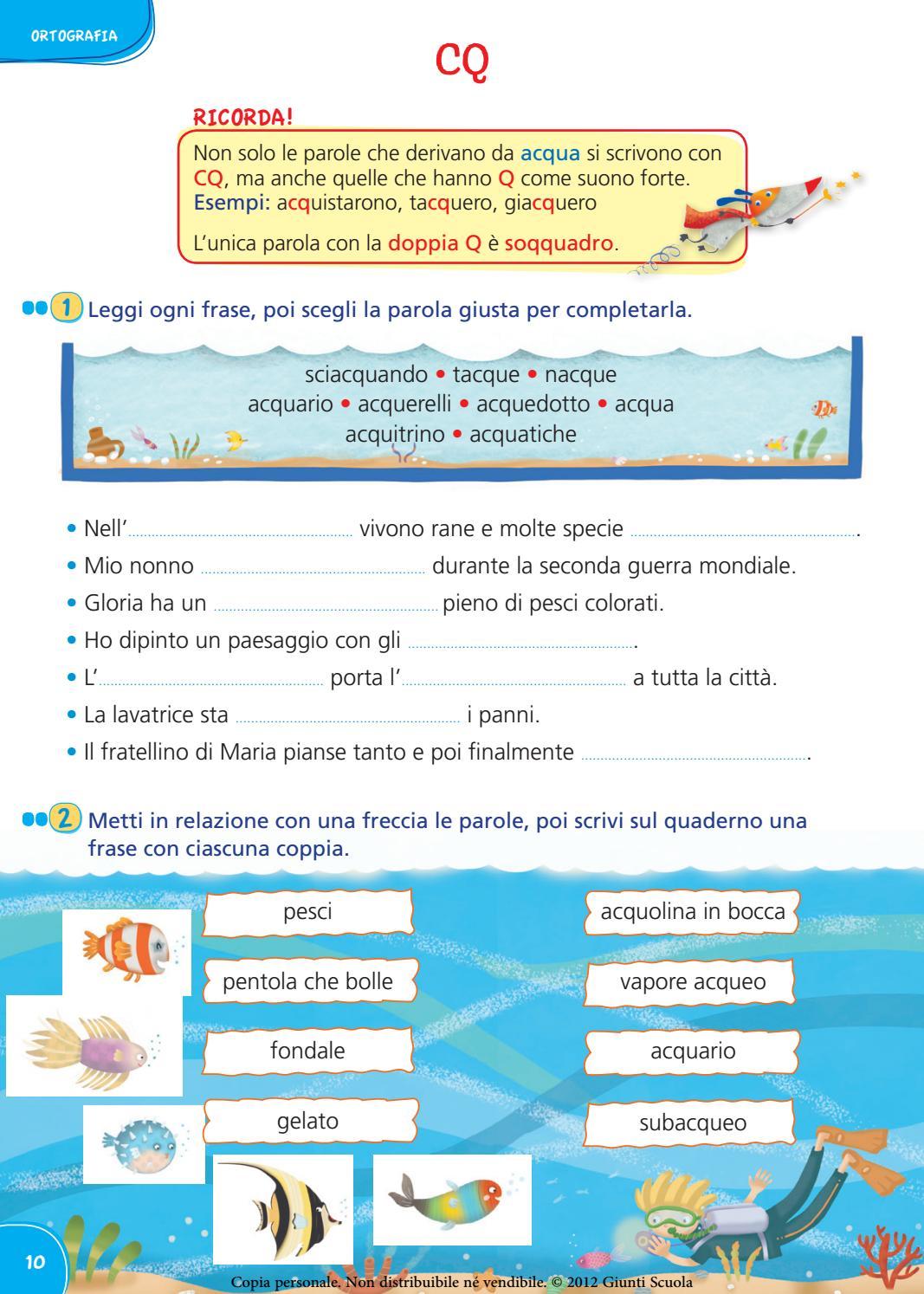 Il Mio Super Quaderno Italiano 3 Vebuka Com