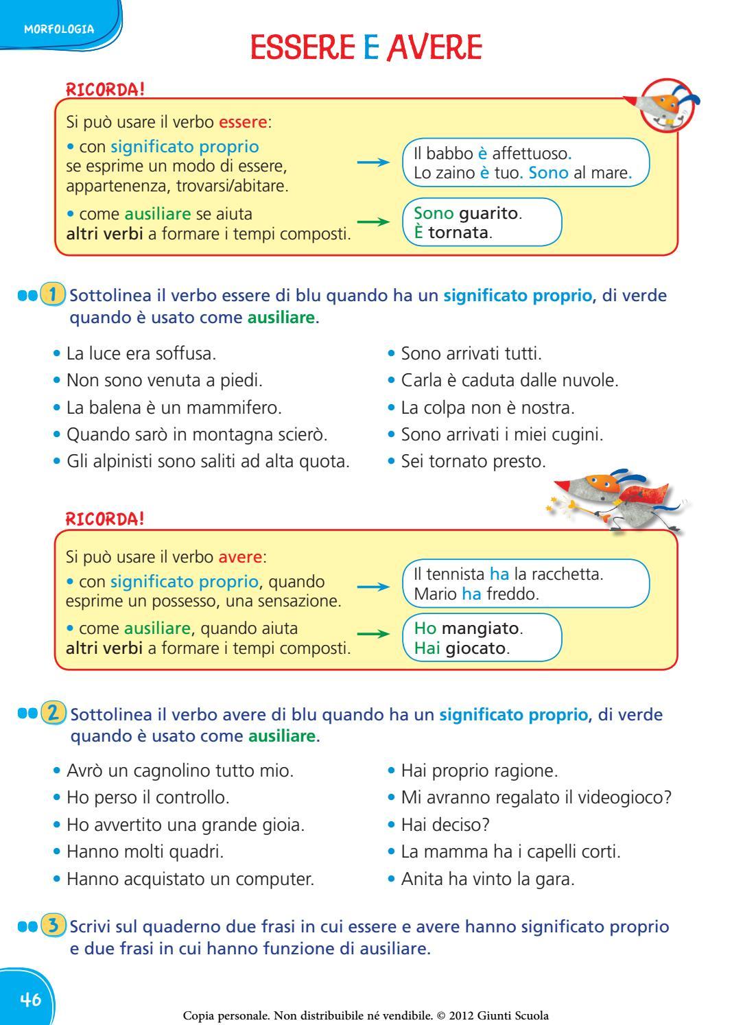 Il Mio Super Quaderno Italiano 3 By Amelie Issuu