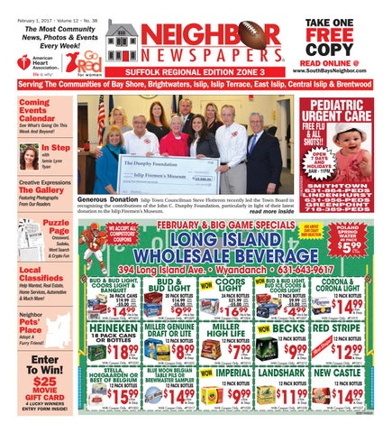February 1, 2017 Suffolk Zone 3 by South Bay's Neighbor