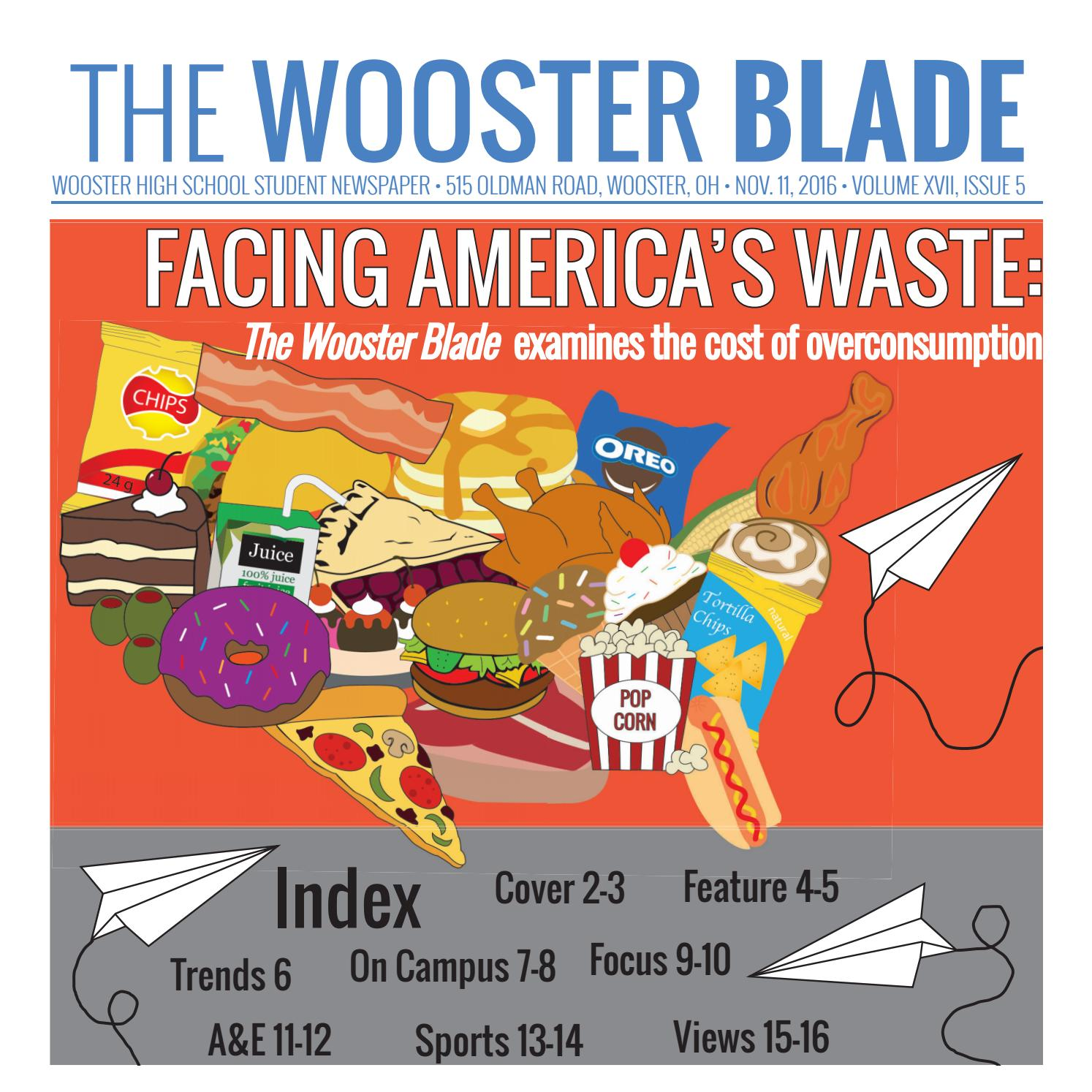 the wooster blade, volume xvii, issue 5 by the wooster blade issuu