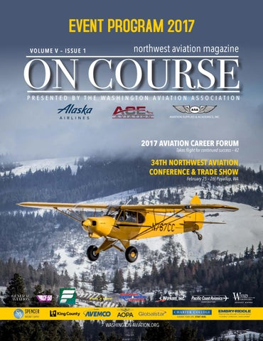 2017 NW Aviation Conference & Trade Show by Rachel Hansen