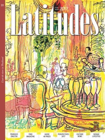 Latitudes 1 by LATITUDES issuu