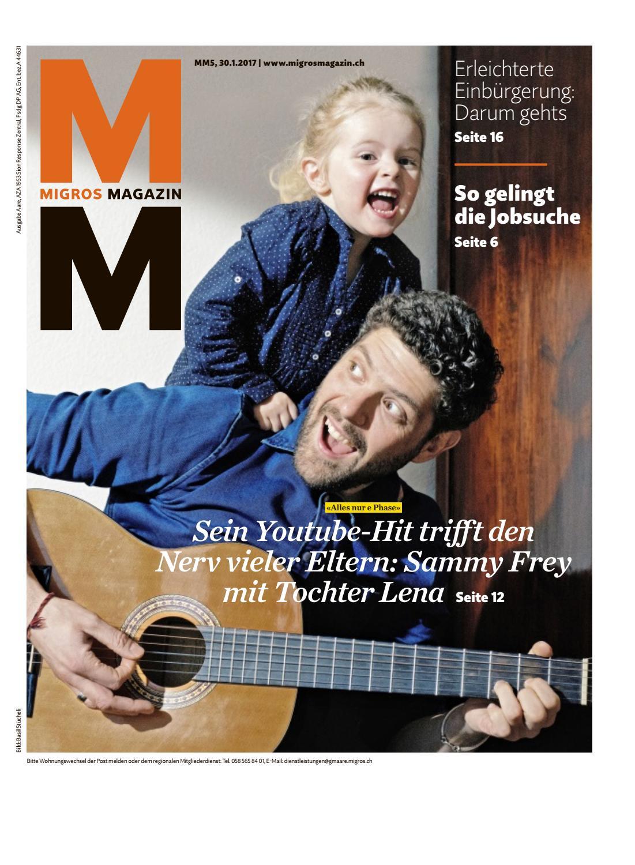 Migros magazin 05 2017 d aa by Migros-Genossenschafts-Bund - issuu