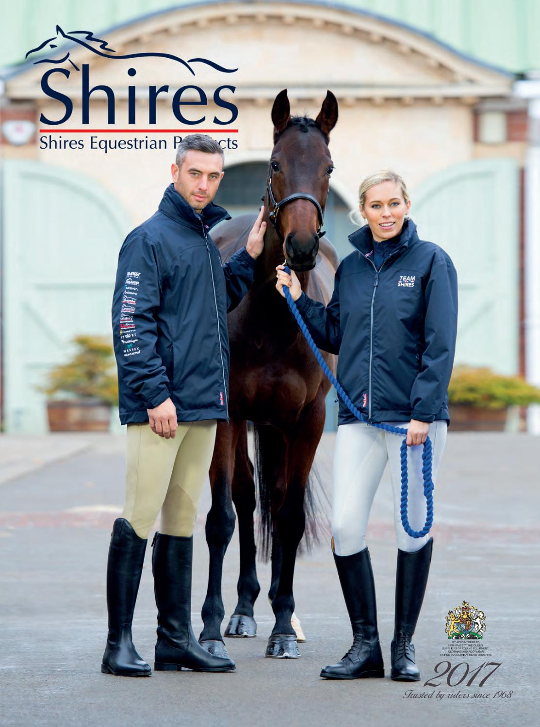 Shires Equestrian 2017 Retail By